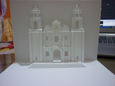 Catedral Nuevo Chimbote - Perú / Pop Up