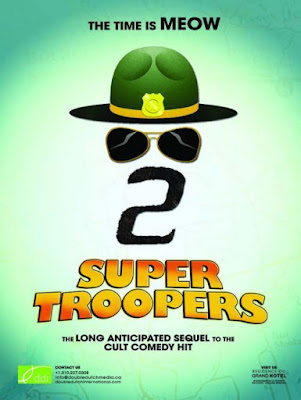 Sinopsis Super Troopers 2 (2017)