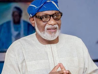 Akeredolu denies architecting suspension of 190 judicial workers in Ondo