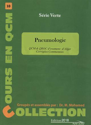 serie verte Pneumologie  Edition 2018 PDF