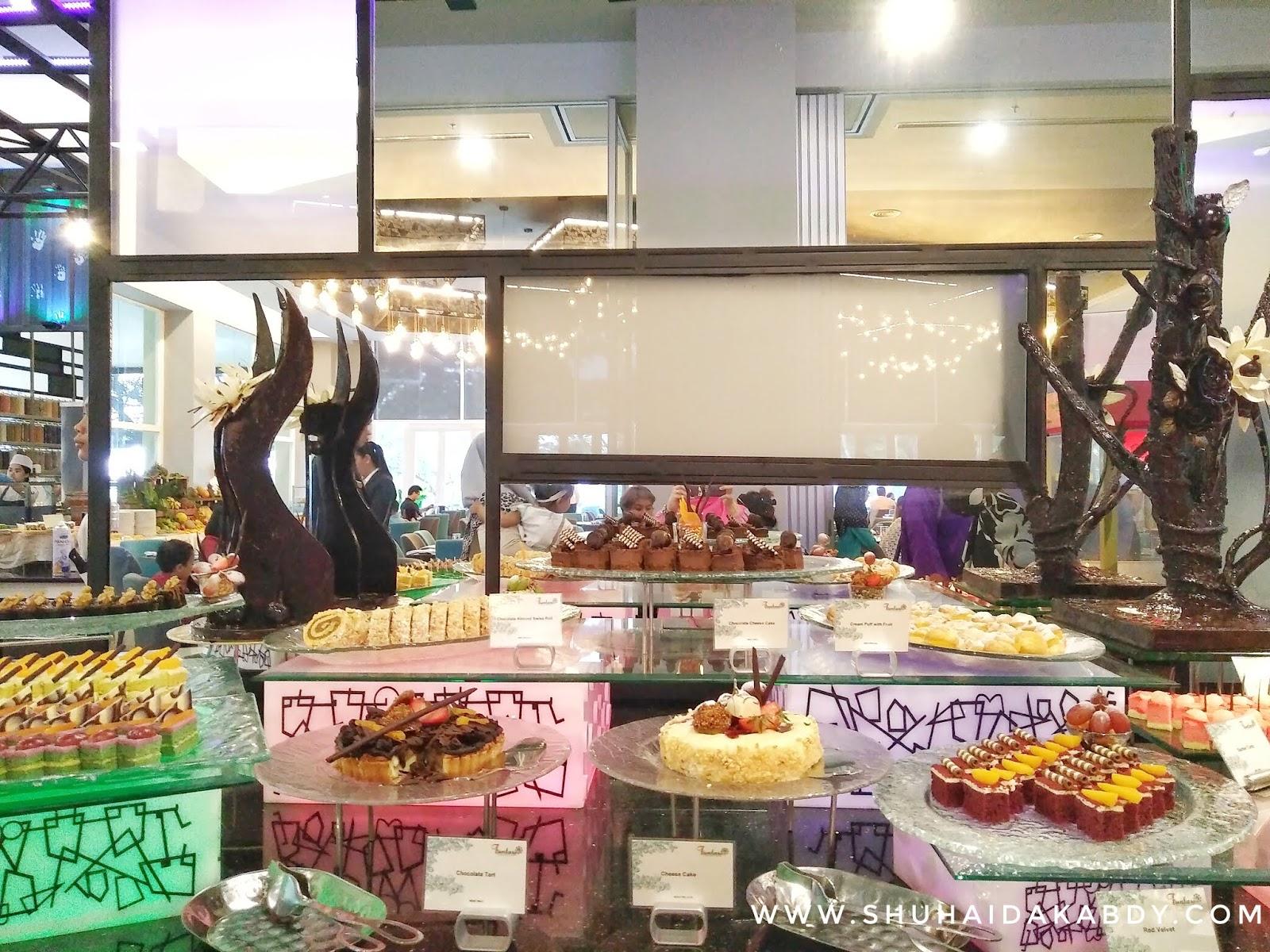 Ramadhan Buffet di Restoran Funtasia Hotel Bangi Putrajaya