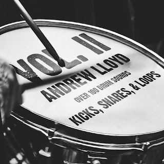 Andrew Lloyd 'Vol II' hip hop and rnb Drum Kit