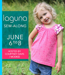 Laguna Top Sew-Along