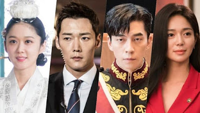 Download Drama Korea The Last Empress Episode 31-32 Subtitle Indonesia
