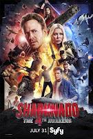 Sharknado: Que la 4ª te acompane (2016) online y gratis