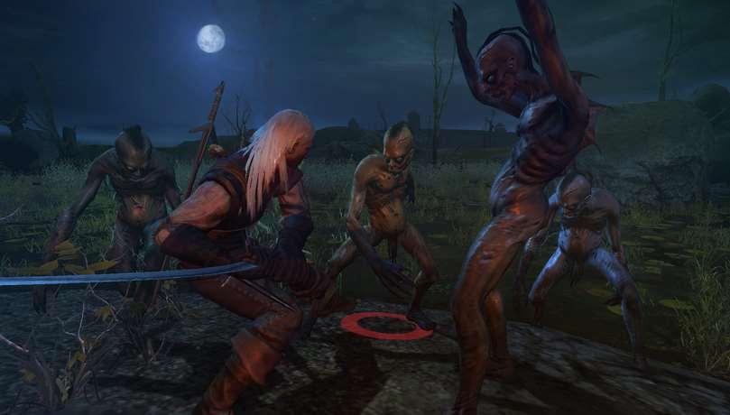 The Witcher Enhanced Edition PC Full Español