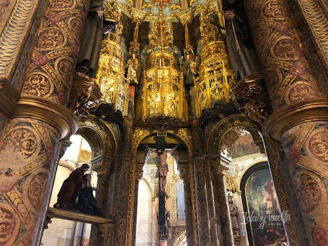 Convento de Cristo de Tomar Tambor de la Charola