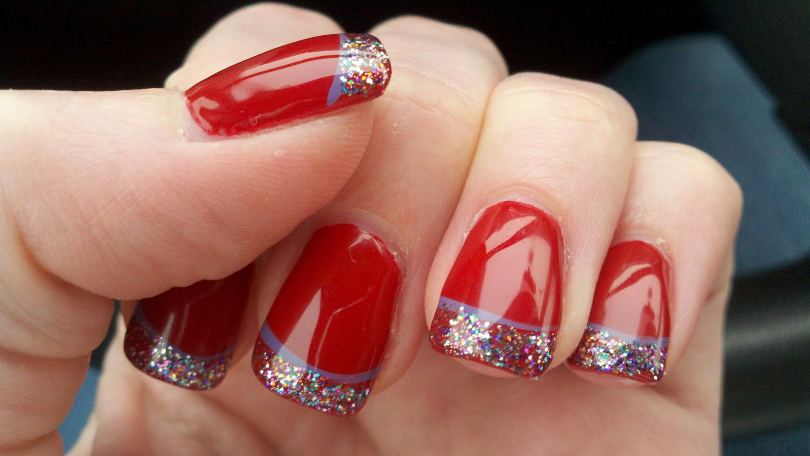 Best nail art blog most popular red nail art designs of 2016 it is most popular and as well as unique design for nail art just use red and black nail polish and male your nails pretty prinsesfo Image collections