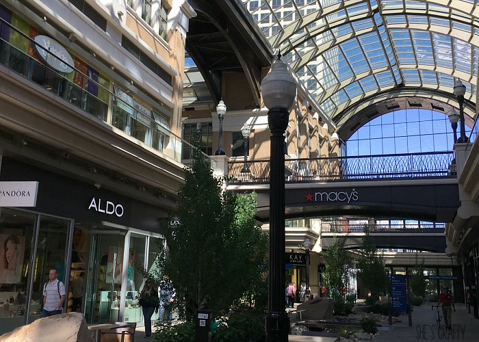 Things to do in Salt Lake City, Shopping in Salt Lake City, City Creek Mall
