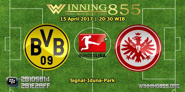 Prediksi Bola Borussia Dortmund vs Eintracht Frankfurt