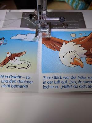 Runzelfuesschen Elternblog Naehen fuer Kinder Mit Kind in Berlin