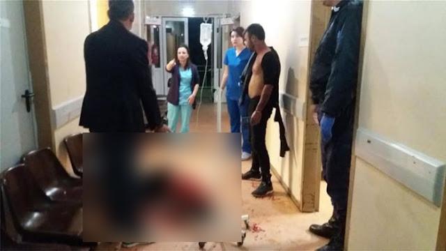Μεθυσμένος Ρομά τραυμάτισε γιατρό σε Κέντρο Υγείας  (σκληρές εικόνες)