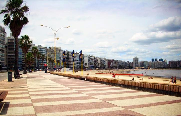 O que fazer em Montevidéu no Uruguai