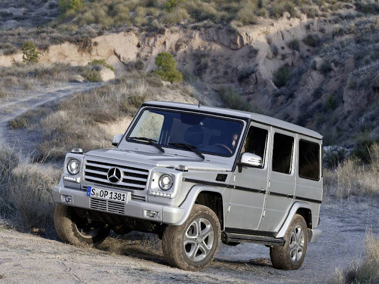 2013 Mercedes Benz G Class Normal Resolution HD Wallpaper 5