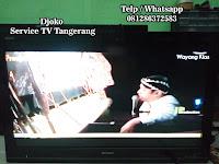 Reparasi Sharp TV Tangerang