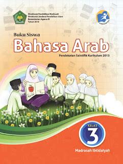 Bahasa Arab Buku Siswa Kelas 3-III Kurikulum 2013 Revisi