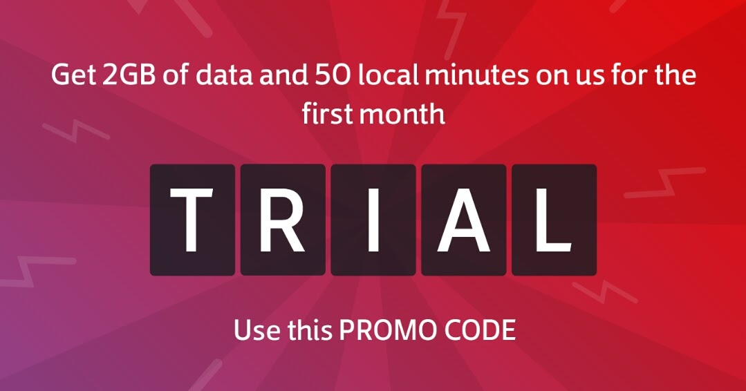 Healthy Talk :): Free trial with Virgin Mobile UAE worth AED 79