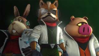 James McCloud Star Fox