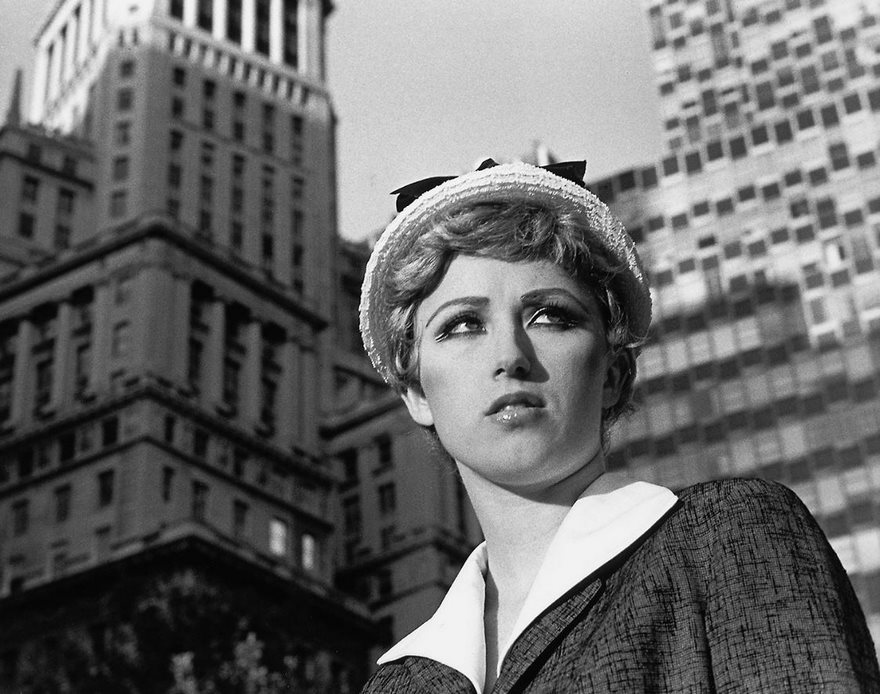 #87 Untitled Film Still 21, Cindy Sherman, 1978 - Top 100 Of The Most Influential Photos Of All Time