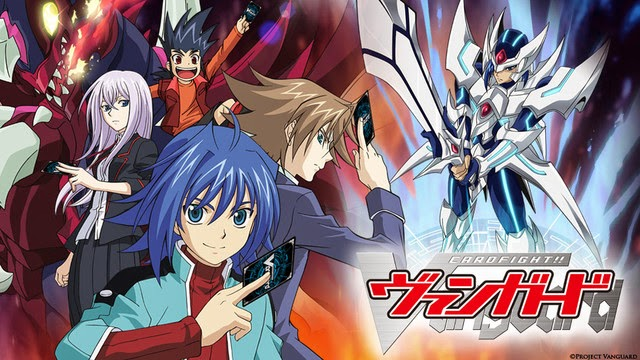 Cardfight!! Vanguard Episode 1-65 [END] Sub Indo