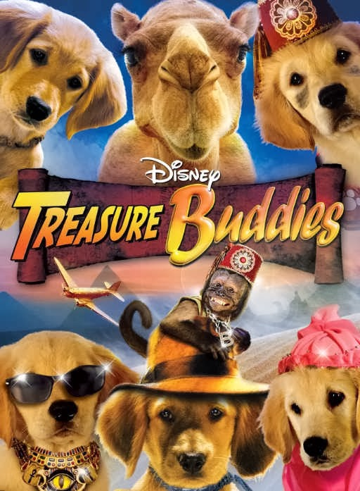 Watch Treasure Buddies (2012) Full Movie Online Free No Download