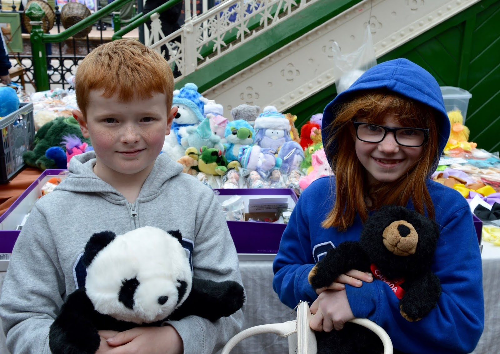 The Seasider Open Top Bus Tour Whitley Bay | Tickets, Prices, Timetables & Where To Visit - Soft Toys from Tynemouth Market