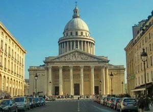 Pantheon Bangunan terkenal di Paris