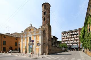 Facciata Chiesa dei Santi Giovanni e Paolo