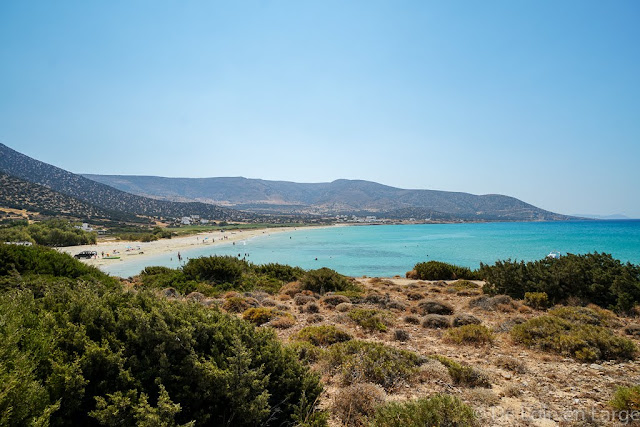 Baie de Psili Ammos-Naxos-Cyclades