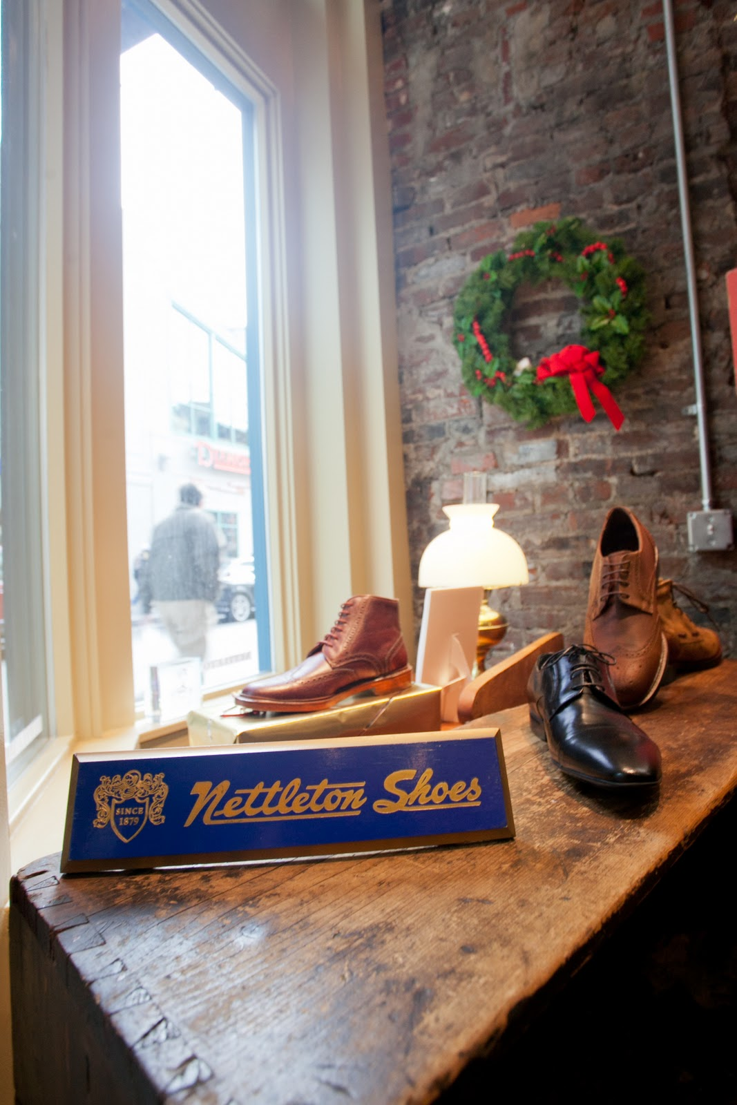 f3889d95da0a0 Around the corner from Heinz Healy's, you can help that special guy in your  life put his best foot forward in a pair of shoes from the Nettleton Shop.