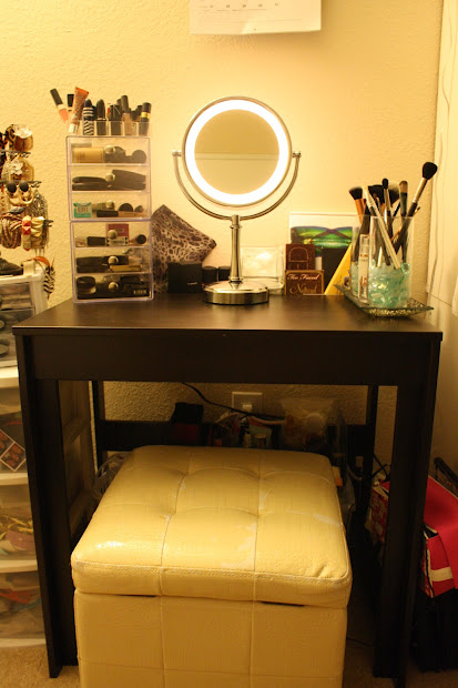Makeup & Beauty Advices Vanity