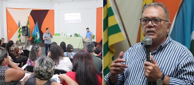Senador Canedo: Evento marca a reestruturação do Projeto Saúde na Escola