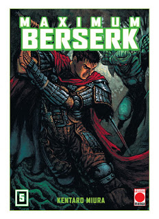 Maximum Berserk 5