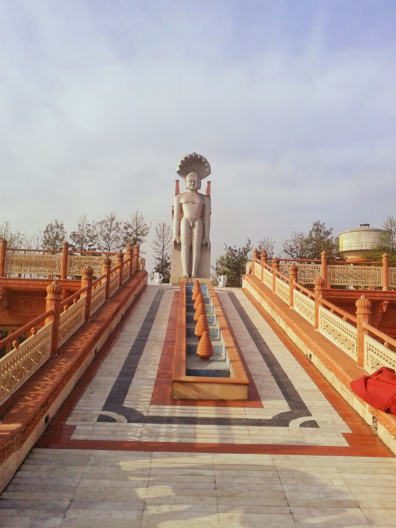 Vahelna jain mandir, Muzaffarnagar