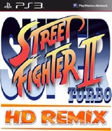 Super Street Fighter 2 HD Remix PSN Download game PS3 iso Archives