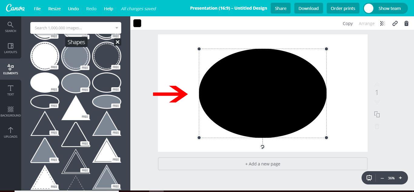 Create 3D effect in Canva  | Design Bundles