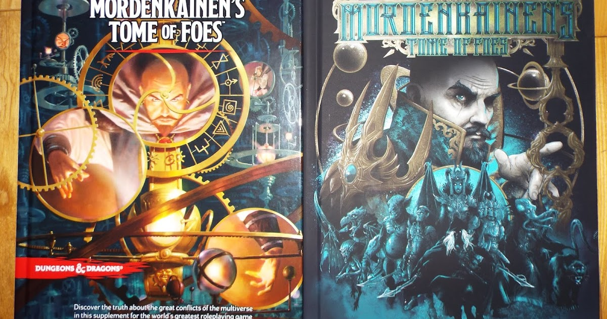 mordenkainens tome of foes limited edition