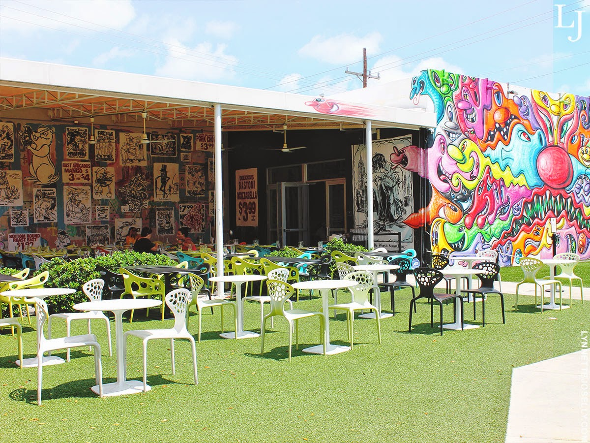 Lynnette Joselly Guide To The Best Restaurants In Wynwood Miami