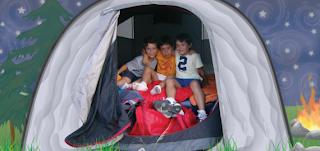 Stikets va de campamentos