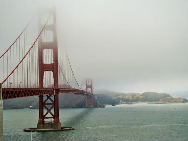 Golden Gate - San Fransisco - California - USA