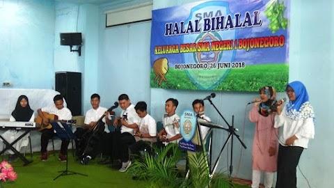 Halal Bi Halal Keluarga Besar SMA Negeri 1 Bojonegoro 2018