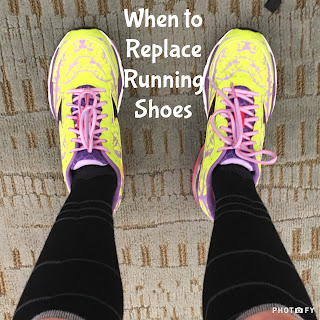 when to replace running shoes online personal training