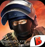 Bullet Force Mod Apk OBB Unlimited Ammo for android