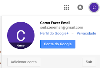 Como excluir o Gmail