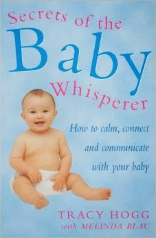 Pregnancy and baby books: cover of Secrets of The Baby Whisperer