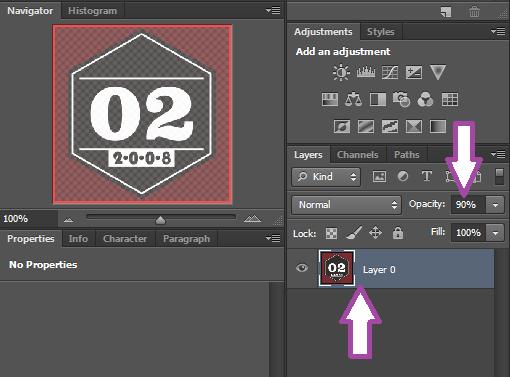Cara Membuat Gambar Menjadi Transparan di Photoshop