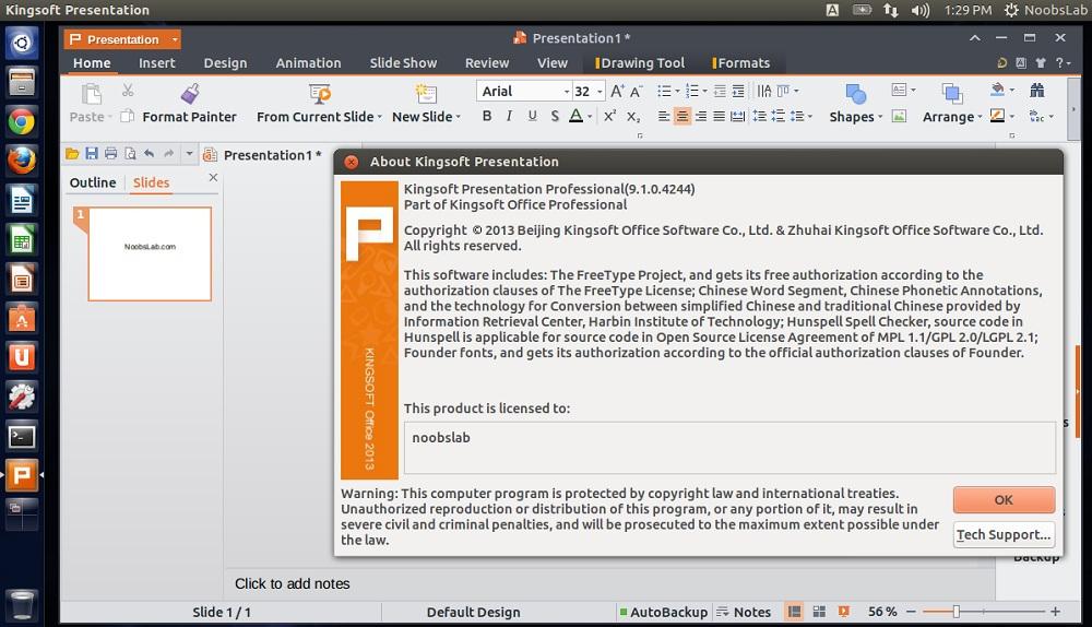 Install Wps Office Ubuntu Terminal - instalzonemd