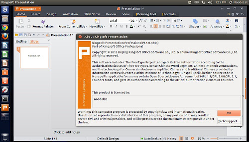 View topic - Install Kingsoft Office in Ubuntu - WPS Office Community