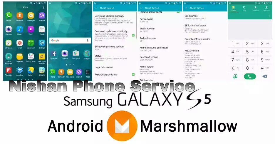 Official Rom ] Samsung Galaxy S5 SM-G900SKL Official