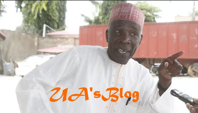 Buhari should resign, APC not a political party – Party chieftain, Galadima
